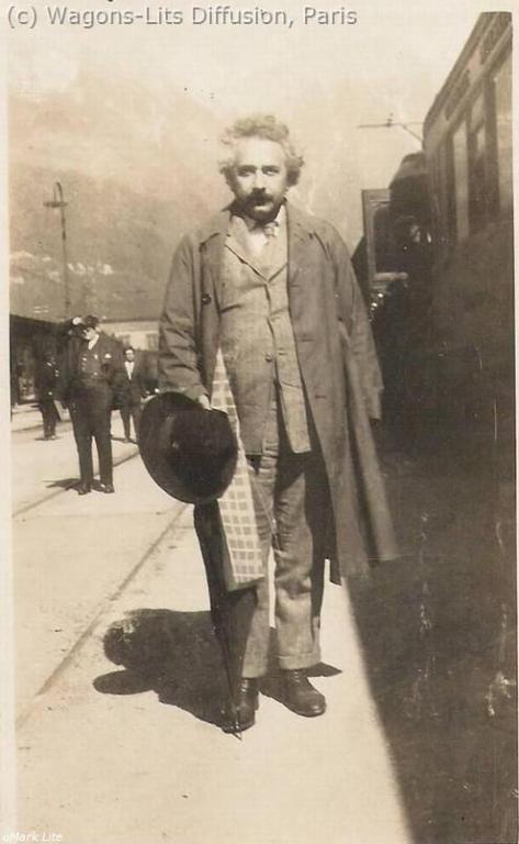 WL Albert Einstein wien insbruck 1924 2