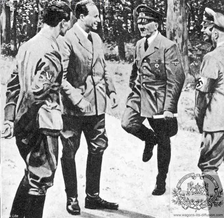 Wl armistice 4 hitler rethondes