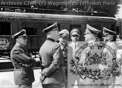 Wl armistice hitler goering vr 2419 en 1940 1