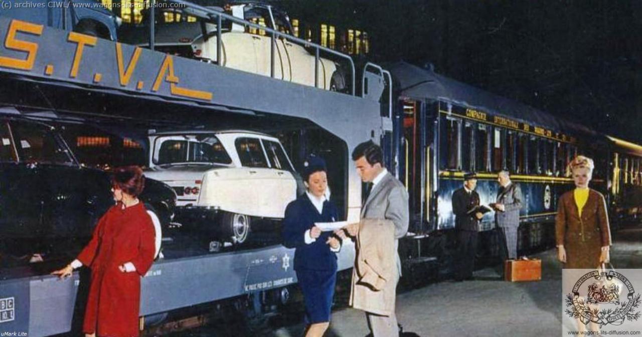 WL Autotrain 1960