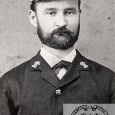 WL conducteur vers 1920