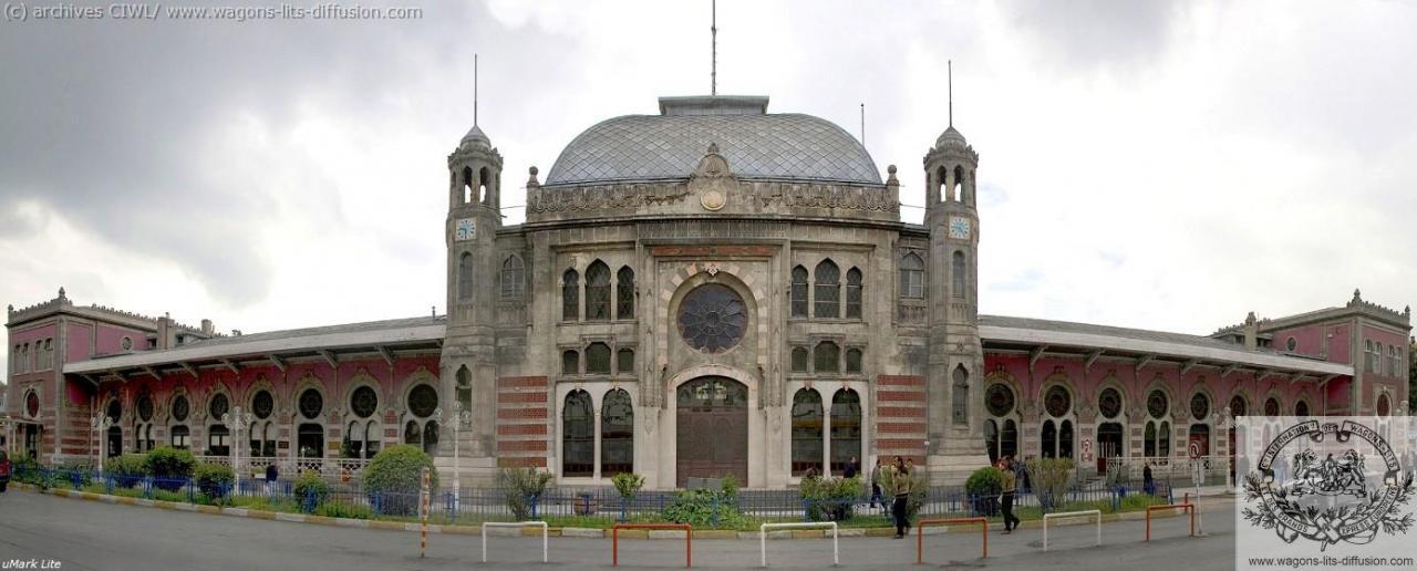 WL gare istanbul