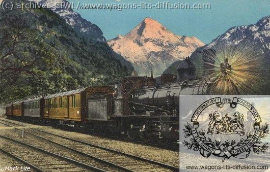 wl Gotthard Express CP2