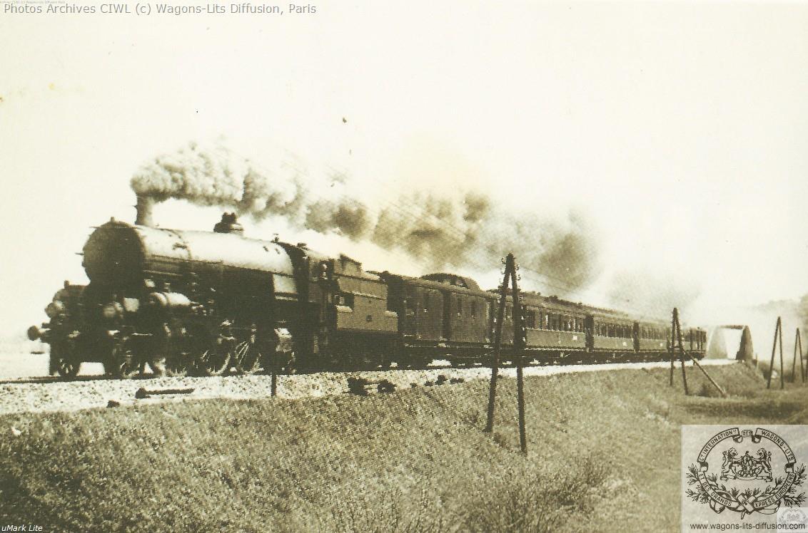 Wl orient express 1928
