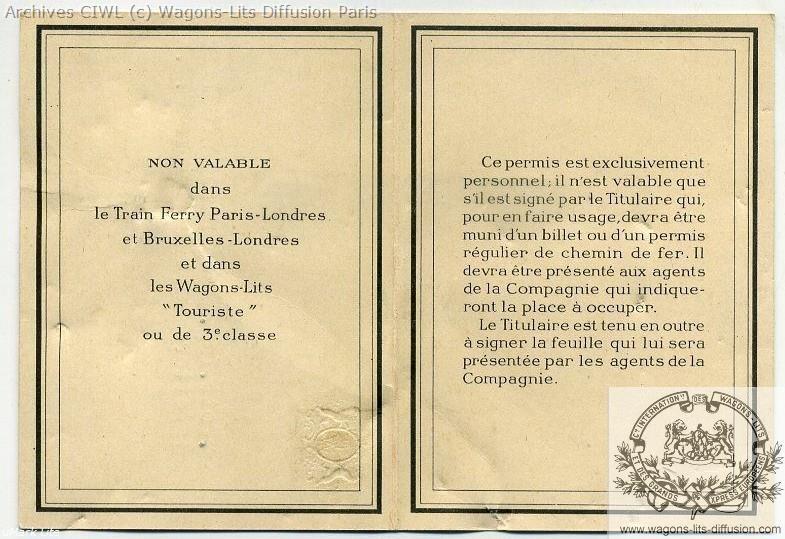 Wl permis circulation 1958 2