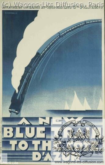 WL PLM new blue train