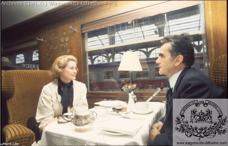 Wl princess grace kelly and mr dupont president of ciwl vente sotheby 1983