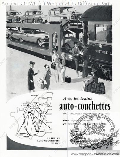 Wl pub train auto couchettes 1963