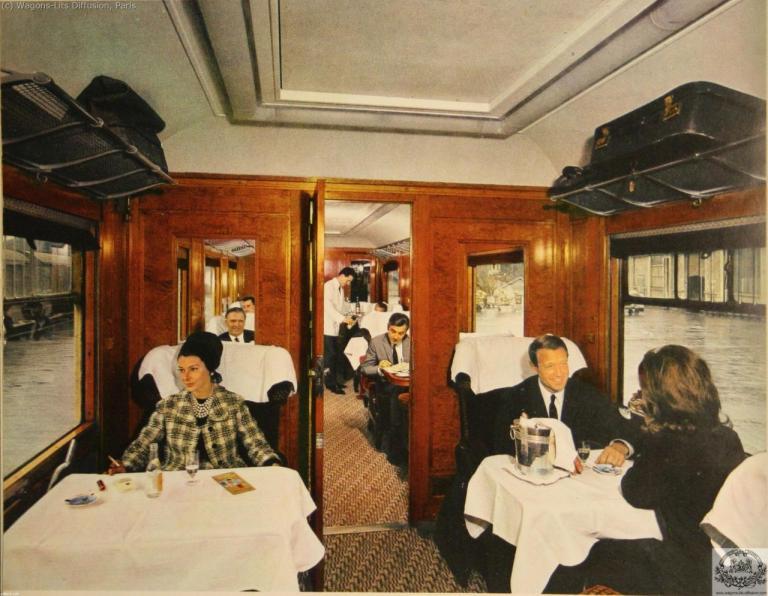 WL Pub Voiture restaurant