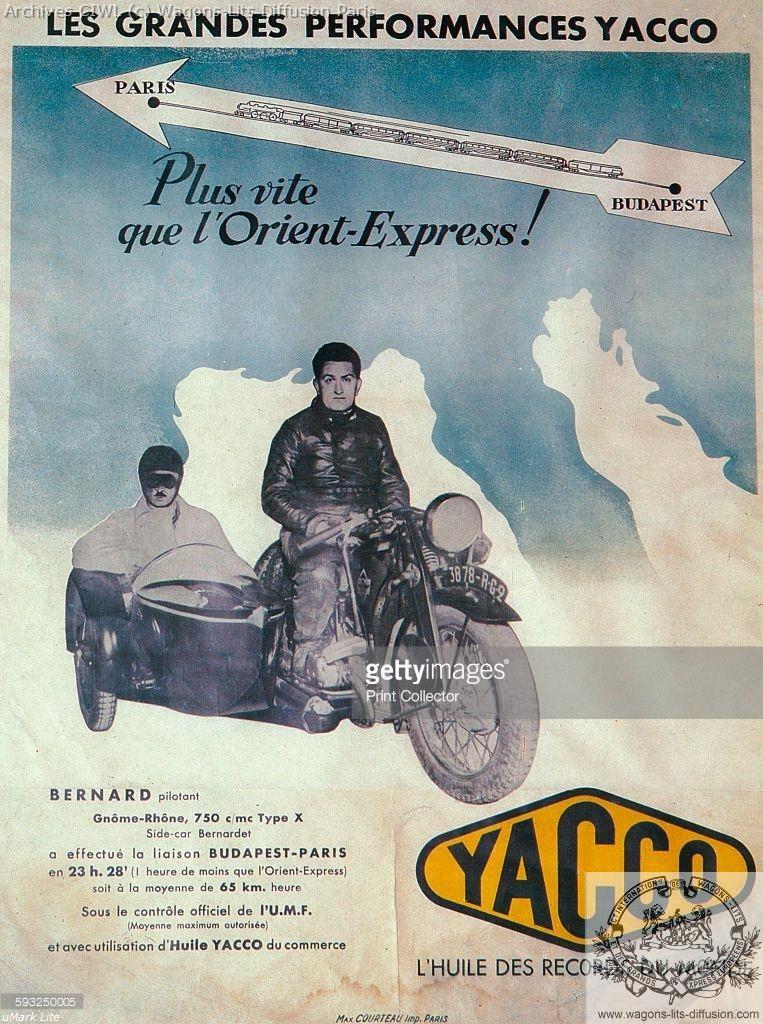 Wl pub yacco orient express 1936 getty