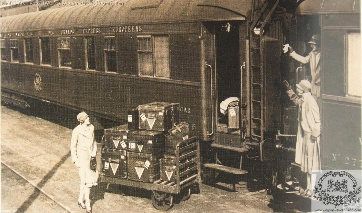Wl publicite wl vuitton vers 1926