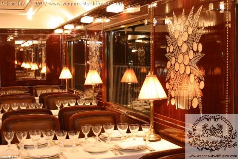 WL Pullmann Orient Express CIWL 2010