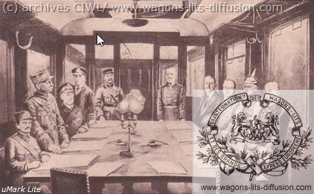 WL Signature armistice 1918