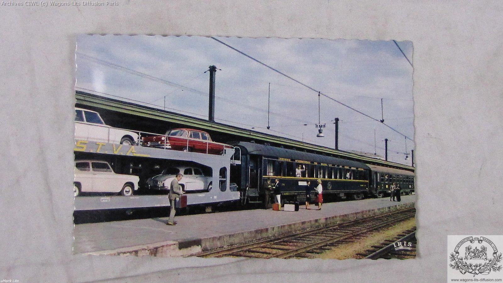 Wl train auto 1963