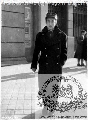 Wl uniforme wl anos 50 espana