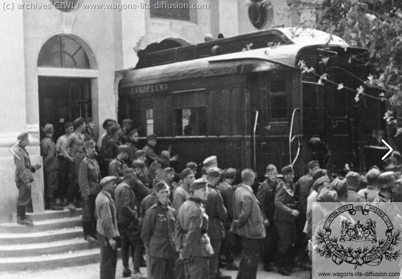 WL voiture 2419 armistice