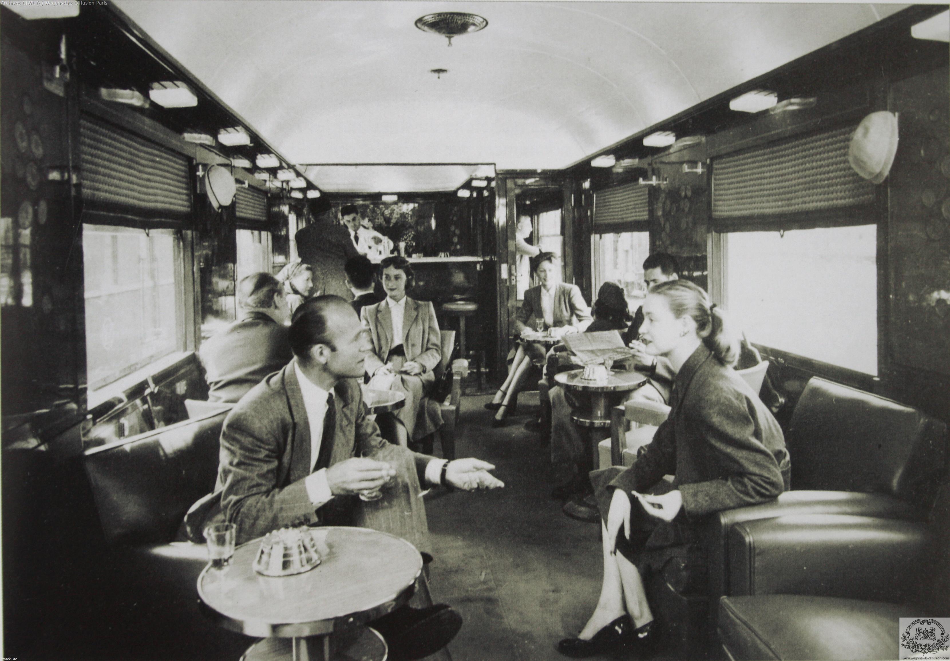 Wl voiture bar lalique 1950 photo pub 2