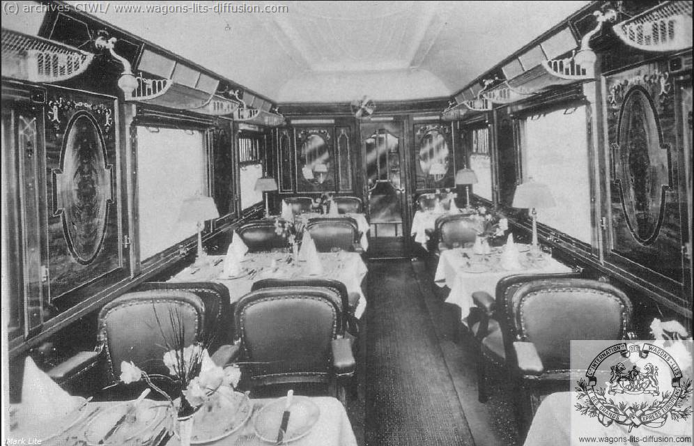WL voiture restaurant 1900